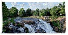 Reedy River Falls Bath Towel
