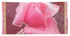 Rose Flower Petal Art Texture N Color Tones Navinjoshi  Rights Managed Images Graphic Design Is A St Bath Towel