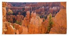 Sandstone Hoodoos Bryce Canyon  Bath Towel