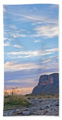 Santa Elena Sunrise Bath Towel