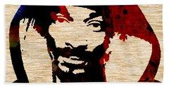 Snoop Dog Snoop Lion Hand Towel
