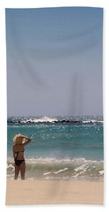 Summer Breeze Hand Towel by Athala Carole Bruckner