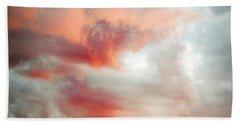 Sunset Sky Bath Towel