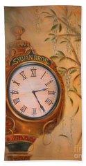 Sylvan's Clock Hand Towel