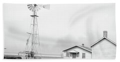 Texas Dust Storm, 1936 Hand Towel