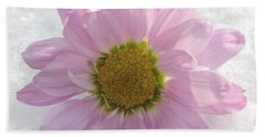 The Whisper Of A Snow Blossom Hand Towel by Angela Davies
