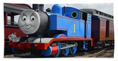 Thomas The Engine Bath Towel
