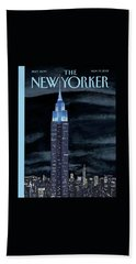 New Yorker November 19th, 2012 Hand Towel