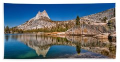 Upper Cathedral Lake Hand Towel