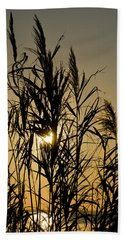 Hand Towel featuring the photograph Whalehead Sunset Obx #3 by Greg Reed