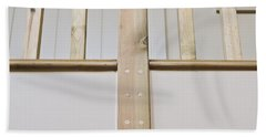 Wooden Bannister Hand Towel