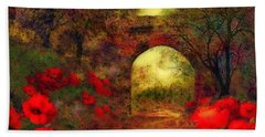 Ye Olde Railway Bridge Bath Towel