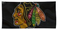 Chicago Blackhawks Hand Towel
