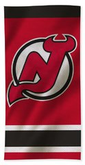 New Jersey Devils Hand Towel