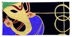 22 Siddhivinayaka Ganesh Hand Towel