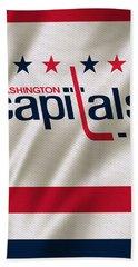 Washington Capitals Bath Towel