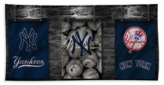 New York Yankees Bath Towel