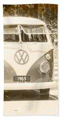 1969 Bath Towel