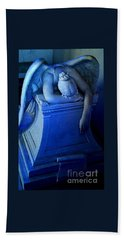 Angelic Sorrow Hand Towel