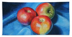 3 Apples Hand Towel