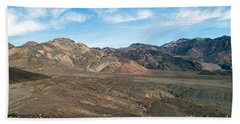 Artist Drive Death Valley National Park Bath Towel