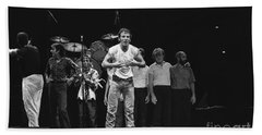 Bruce Springsteen And The E Street Band Hand Towel