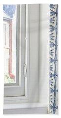 Curtain Bath Towel