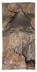 Dolls Theater Carlsbad Caverns National Park Hand Towel