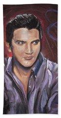 Elvis Hand Towel