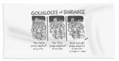 Goldilocks At Sundance Bath Towel