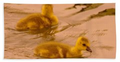 Goslings Bath Towel