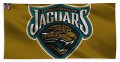 Jacksonville Jaguars Uniform Hand Towel