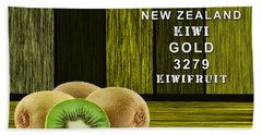 Kiwi Farm Hand Towel