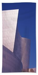 Low Angle View Of A Concert Hall, Walt Bath Towel