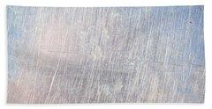 Metallic Background Hand Towel
