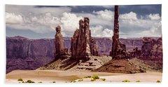 Monument Valley - Arizona Bath Towel
