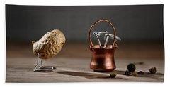 Simple Things -  Strange Birds Hand Towel