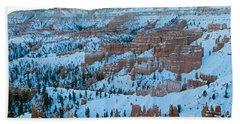 Sunrise Point Bryce Canyon National Park Hand Towel