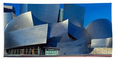 Walt Disney Concert Hall, Los Angeles Bath Towel