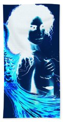 When Heaven And Earth Collide 1 Hand Towel