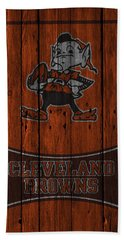 Cleveland Browns Hand Towel
