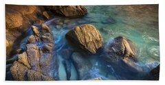 Chanteiro Beach Galicia Spain Hand Towel