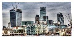 City Of London Bath Towel