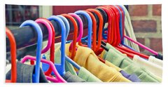 Colorful Tops Bath Towel