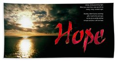 Hope Hand Towel