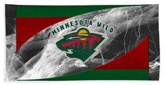 Minnesota Wild Hand Towel