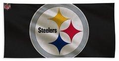 Pittsburgh Steelers Uniform Hand Towel