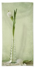 Waiting For Spring Hand Towel