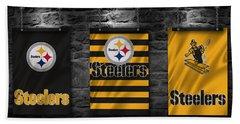 Pittsburgh Steelers Hand Towel