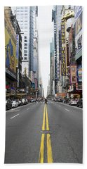 42nd Street - New York Hand Towel